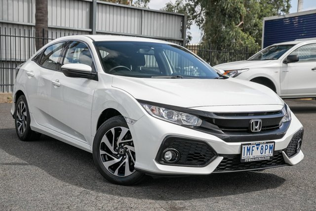 Used Honda Civic VTi-S, Oakleigh, 2017 Honda Civic VTi-S 10th Gen MY17 Hatchback