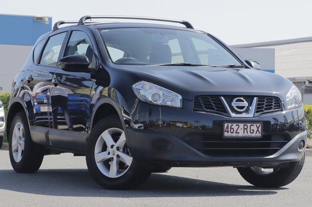 Used Nissan Dualis ST Hatch, Bowen Hills, 2010 Nissan Dualis ST Hatch Hatchback
