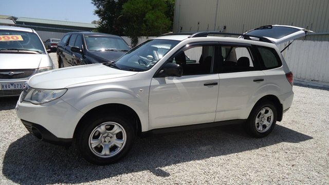 Used Subaru Forester X AWD, Seaford, 2012 Subaru Forester X AWD Wagon