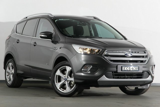 Used Ford Escape Trend PwrShift AWD, Narellan, 2019 Ford Escape Trend PwrShift AWD SUV