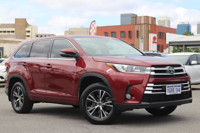 Used Toyota Kluger GX 2WD, Northbridge, 2018 Toyota Kluger GX 2WD Wagon