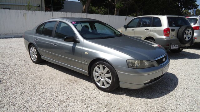 Used Ford Fairmont Ghia, Seaford, 2002 Ford Fairmont Ghia Sedan