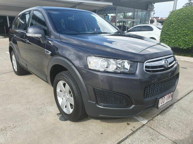 Discounted Used Holden Captiva 7 LS, Yamanto, 2015 Holden Captiva 7 LS Wagon