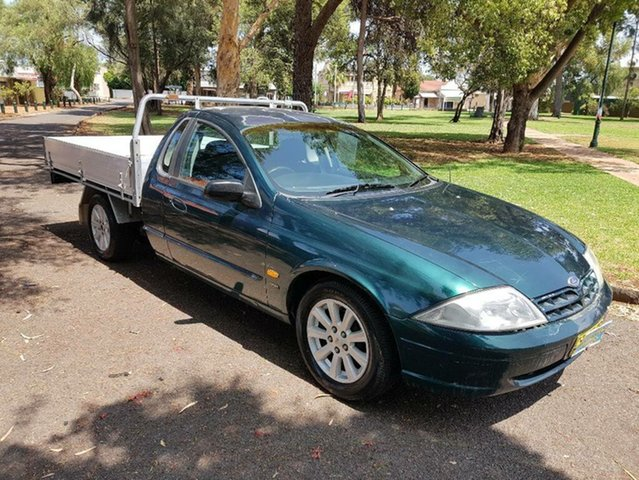 Used Ford Falcon XLS, Prospect, 2000 Ford Falcon XLS Cab Chassis
