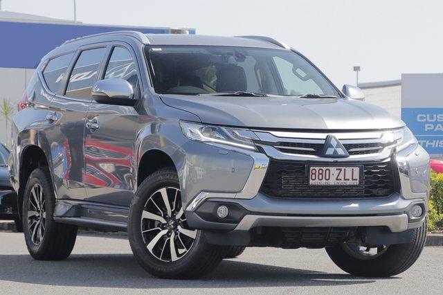 Used Mitsubishi Pajero Sport Exceed, Toowong, 2017 Mitsubishi Pajero Sport Exceed Wagon