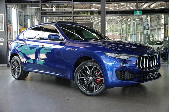 Used Maserati Levante Q4, North Melbourne, 2019 Maserati Levante Q4 Wagon