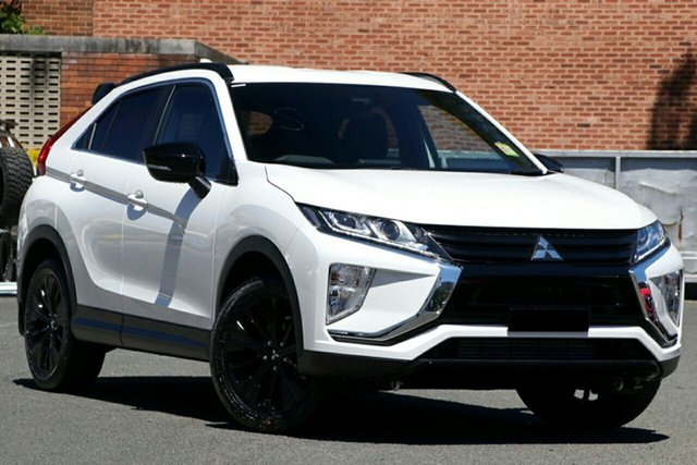 New Mitsubishi Eclipse Cross Black Edition 2WD, Bowen Hills, 2020 Mitsubishi Eclipse Cross Black Edition 2WD Wagon