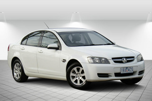 Used Holden Commodore Omega, Oakleigh, 2008 Holden Commodore Omega Sedan