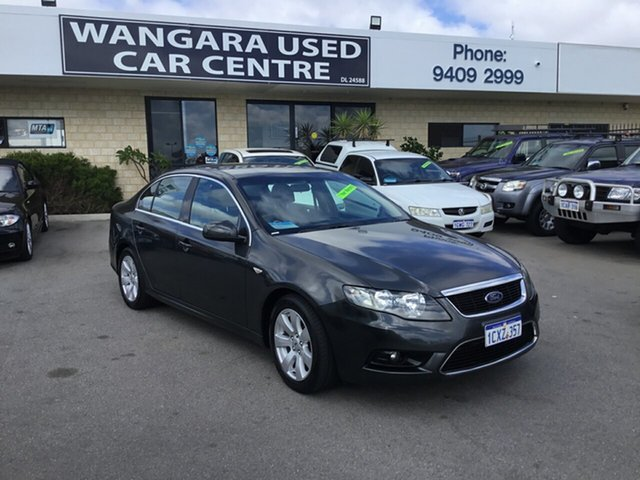 Used Ford Falcon G6, Wangara, 2008 Ford Falcon G6 Sedan