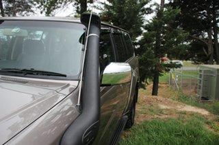 2008 Nissan Patrol ST Wagon.