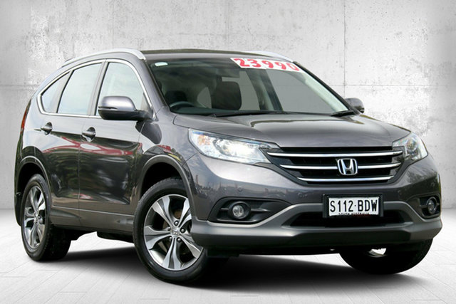 Used Honda CR-V VTi 4WD Plus, Modbury, 2014 Honda CR-V VTi 4WD Plus Wagon