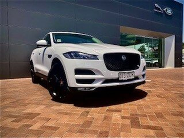 Discounted Demonstrator, Demo, Near New Jaguar F-PACE 25t AWD Prestige, Toowoomba, 2019 Jaguar F-PACE 25t AWD Prestige Wagon