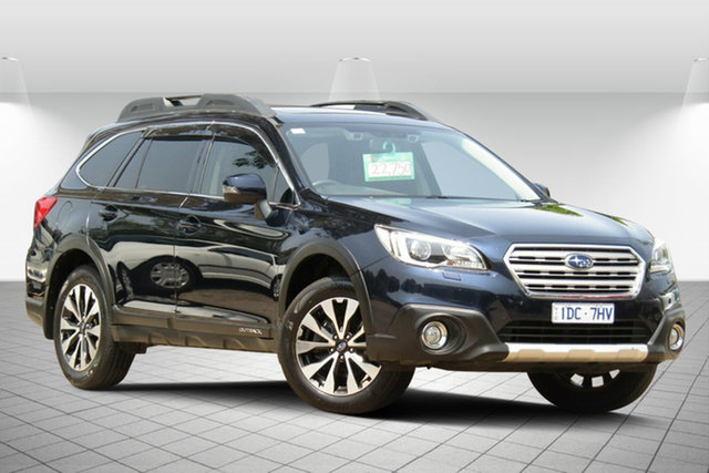 Used Subaru Outback 2.5i CVT AWD Premium, Oakleigh, 2015 Subaru Outback 2.5i CVT AWD Premium Wagon