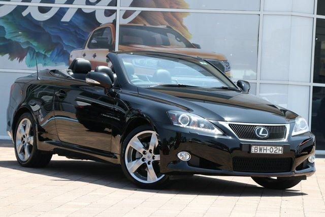 Used Lexus IS IS250 C Sports Luxury, Narellan, 2010 Lexus IS IS250 C Sports Luxury Convertible