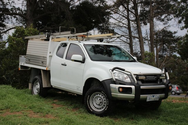 Used Isuzu D-MAX SX Space Cab, Officer, 2013 Isuzu D-MAX SX Space Cab Cab Chassis