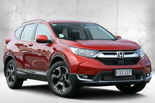 Demonstrator, Demo, Near New Honda CR-V VTi-S 4WD, Modbury, 2019 Honda CR-V VTi-S 4WD Wagon