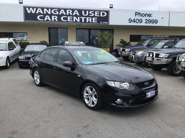 Used Ford Falcon XR6, Wangara, 2008 Ford Falcon XR6 Sedan
