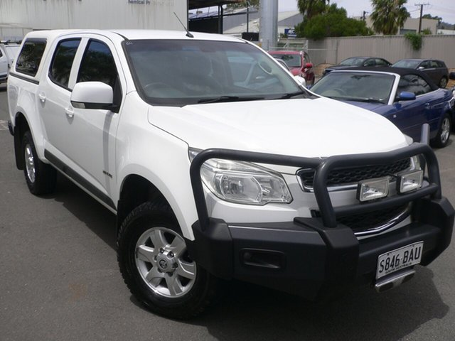Used Holden Colorado LT Crew Cab 4x2, St Marys, 2014 Holden Colorado LT Crew Cab 4x2 Utility