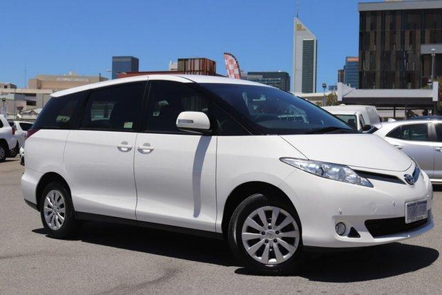 Used Toyota Tarago GLi, Northbridge, 2018 Toyota Tarago GLi Wagon