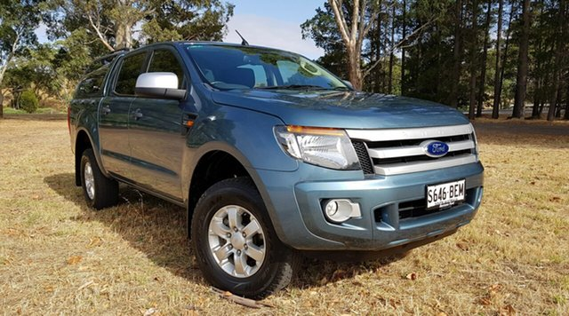 Used Ford Ranger XLS Double Cab, Tanunda, 2014 Ford Ranger XLS Double Cab Utility