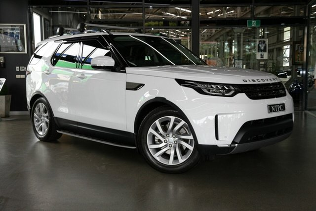 Used Land Rover Discovery TD6 SE, North Melbourne, 2018 Land Rover Discovery TD6 SE Wagon