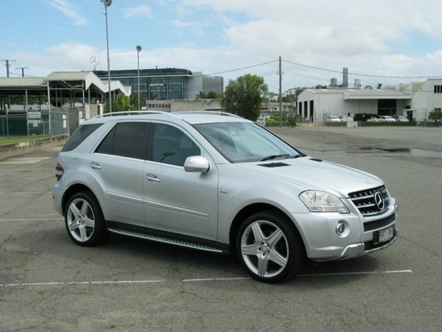 Used Mercedes-Benz ML300 CDI Sports 4x4, Albion, 2009 Mercedes-Benz ML300 CDI Sports 4x4 Wagon