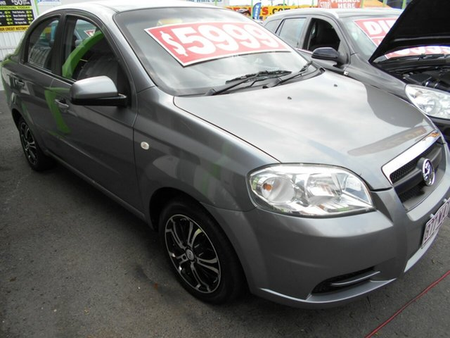 Used Holden Barina, Slacks Creek, 2008 Holden Barina Sedan