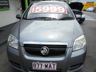 2008 Holden Barina Sedan.