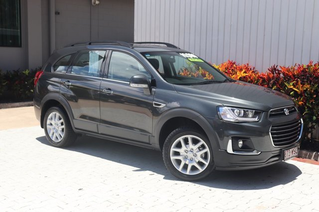 Used Holden Captiva Active 2WD, Cairns, 2016 Holden Captiva Active 2WD Wagon