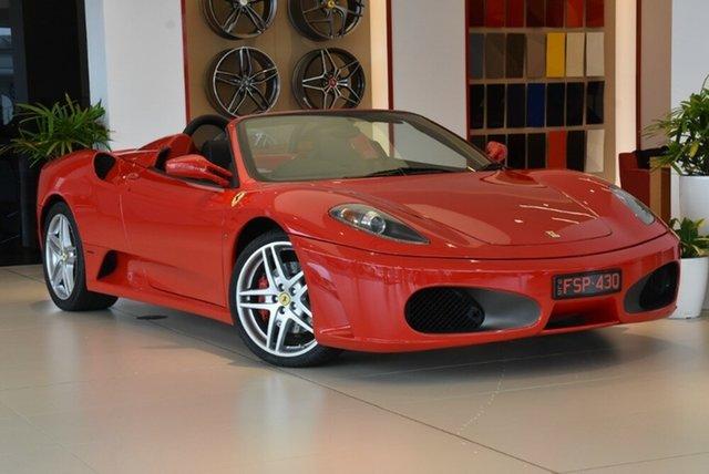 Used Ferrari F430 F1, Narellan, 2007 Ferrari F430 F1 Convertible