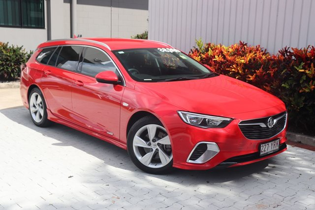 Used Holden Commodore RS-V Sportwagon AWD, Cairns, 2017 Holden Commodore RS-V Sportwagon AWD Wagon