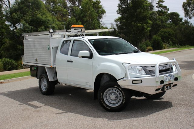 Used Isuzu D-MAX SX Space Cab, Officer, 2012 Isuzu D-MAX SX Space Cab Cab Chassis
