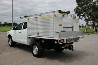 2012 Isuzu D-MAX SX Space Cab Cab Chassis.