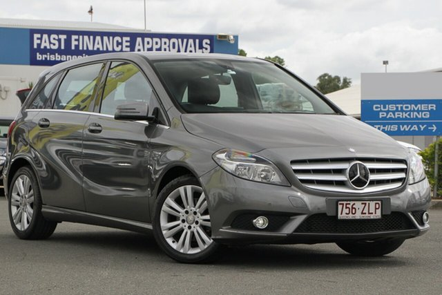 Used Mercedes-Benz B-Class B200 BlueEFFICIENCY DCT, Toowong, 2012 Mercedes-Benz B-Class B200 BlueEFFICIENCY DCT Hatchback