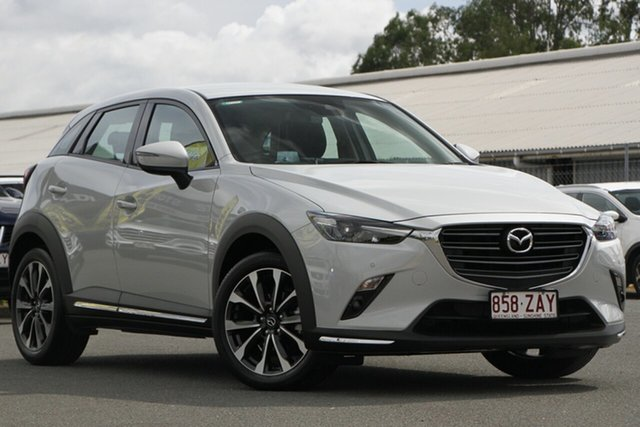 Used Mazda CX-3 sTouring SKYACTIV-Drive i-ACTIV AWD, Bowen Hills, 2018 Mazda CX-3 sTouring SKYACTIV-Drive i-ACTIV AWD Wagon