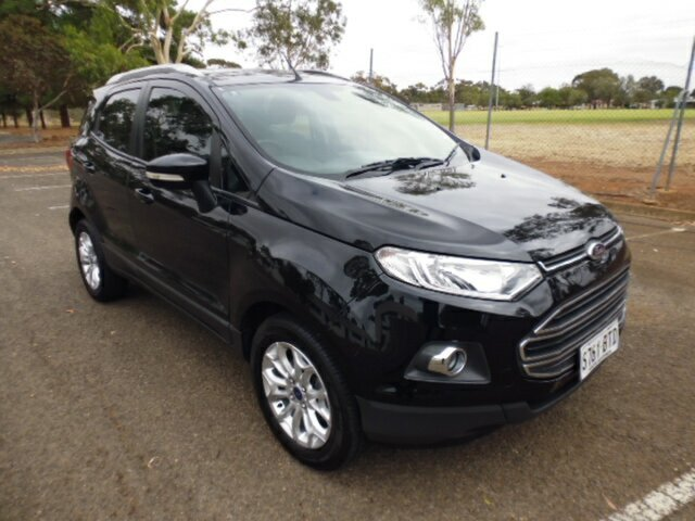 Used Ford Ecosport Titanium PwrShift, Nailsworth, 2014 Ford Ecosport Titanium PwrShift Wagon