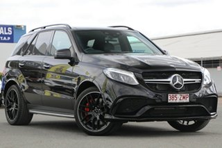 2018 Mercedes-Benz GLE63 AMG SPEEDSHIFT PLUS 4MATIC S Wagon.