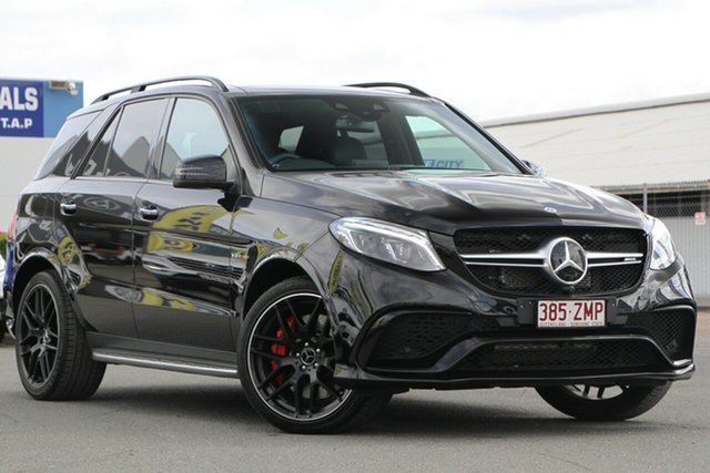 Used Mercedes-Benz GLE-Class GLE63 AMG SPEEDSHIFT PLUS 4MATIC S, Toowong, 2018 Mercedes-Benz GLE-Class GLE63 AMG SPEEDSHIFT PLUS 4MATIC S Wagon