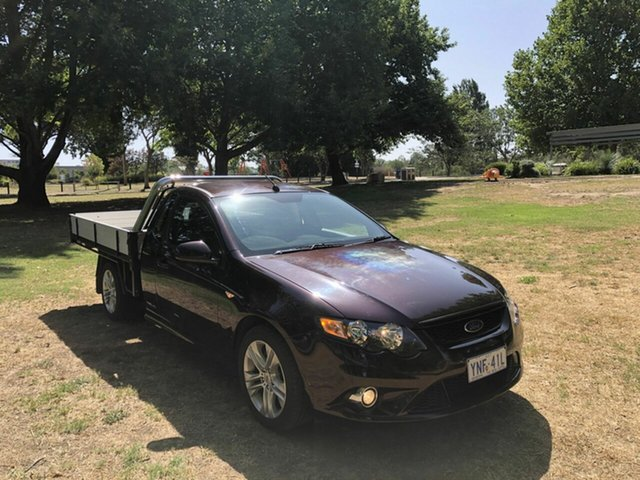 Used Ford Falcon XR6 Super Cab, Queanbeyan, 2010 Ford Falcon XR6 Super Cab Cab Chassis