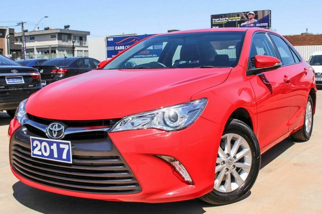 Used Toyota Camry Altise, Coburg North, 2017 Toyota Camry Altise Sedan