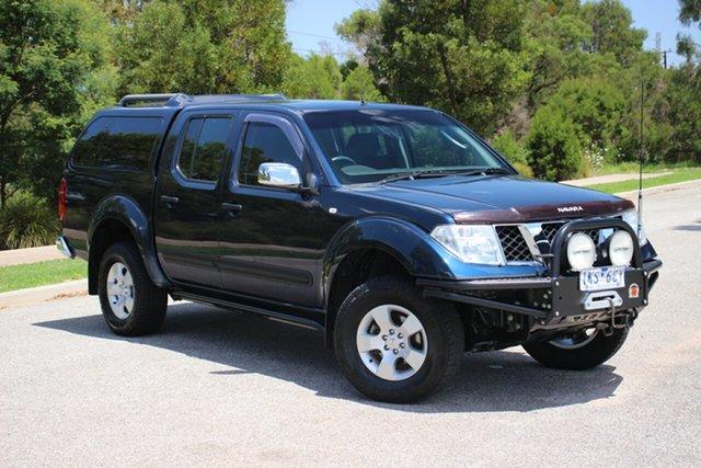 Used Nissan Navara ST-X, Officer, 2006 Nissan Navara ST-X Utility