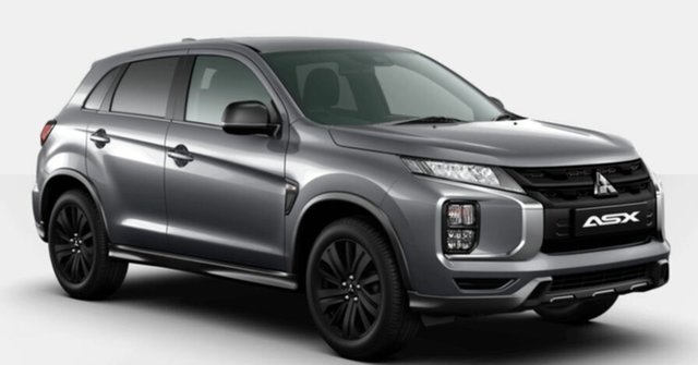 Demonstrator, Demo, Near New Mitsubishi ASX MR 2WD, Atherton, 2020 Mitsubishi ASX MR 2WD Wagon