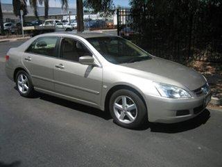 2005 Honda Accord VTi Sedan.