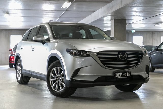 Demonstrator, Demo, Near New Mazda CX-9 Touring (AWD), Mulgrave, 2019 Mazda CX-9 Touring (AWD) MY19 Wagon