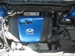 2012 Mazda CX-5 Grand Tourer (4x4) Wagon.