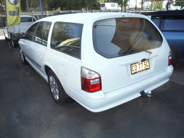 Used Ford Falcon XT, East Lismore, 2007 Ford Falcon XT BF MkII Wagon