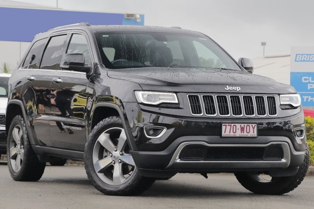 Used Jeep Grand Cherokee Limited, Toowong, 2015 Jeep Grand Cherokee Limited Wagon