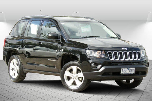Used Jeep Compass Sport, Oakleigh, 2014 Jeep Compass Sport Wagon