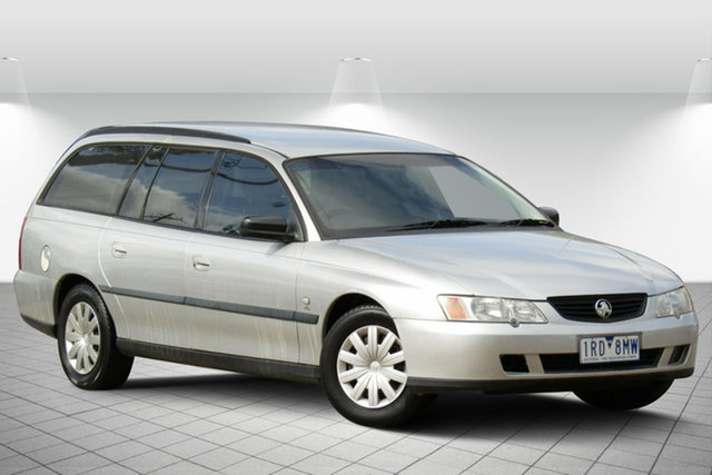Used Holden Commodore Executive, Oakleigh, 2004 Holden Commodore Executive Wagon