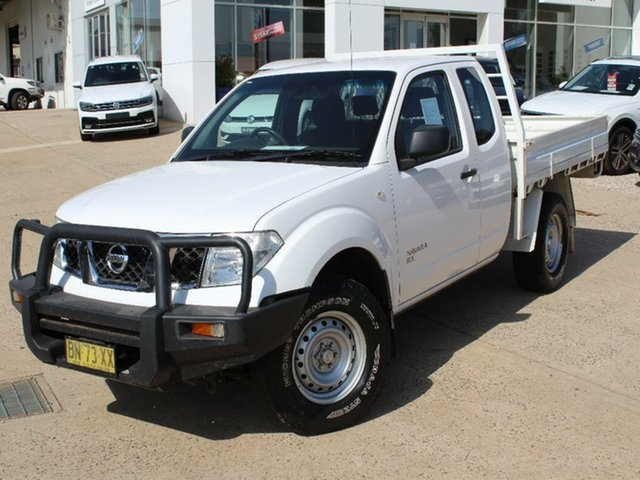 Used Nissan Navara RX (4x4), Bathurst, 2012 Nissan Navara RX (4x4) King Cab Chassis
